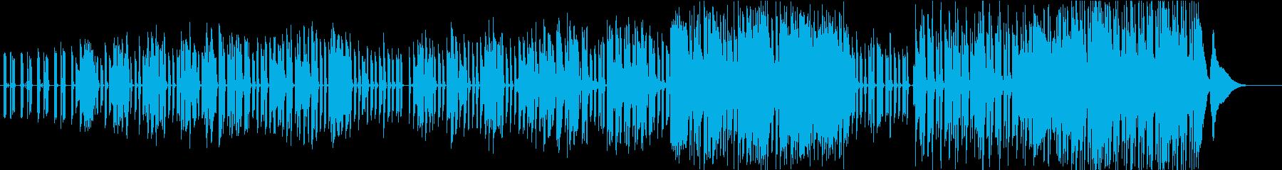 子午線の再生済みの波形