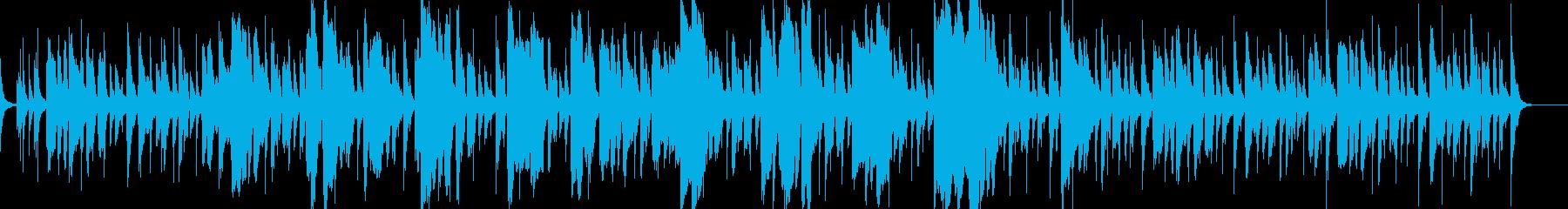 ラテン エロい・ムーディー・バラ・情熱的の再生済みの波形