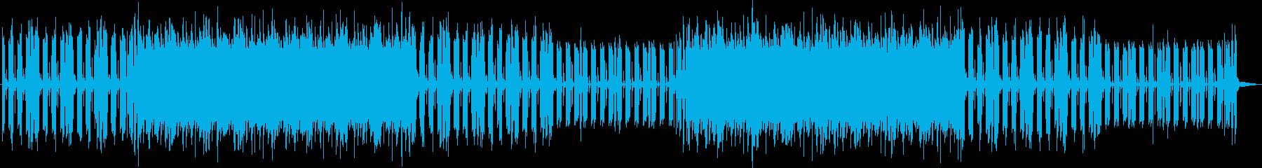 爽やかエレピのシンプルなBGMの再生済みの波形