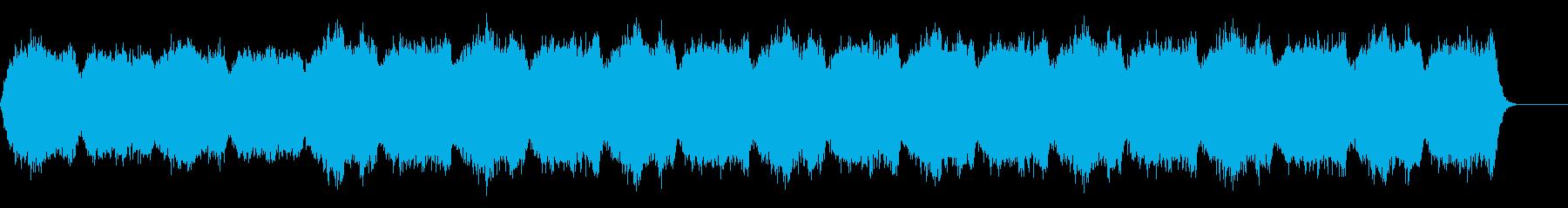 アンビエント、ヒーリング、リラックスの再生済みの波形
