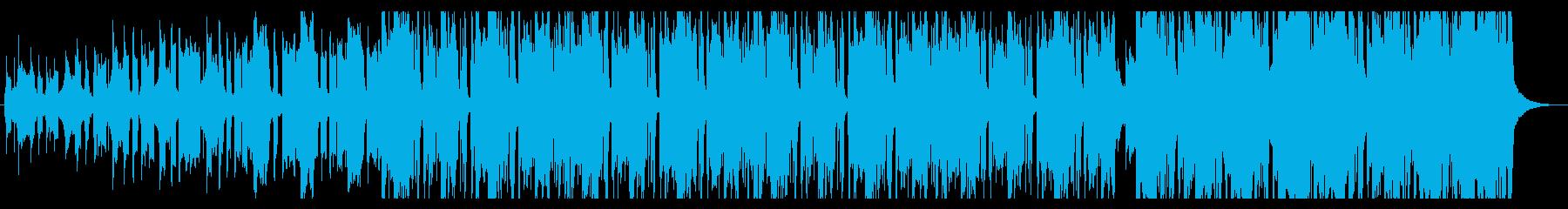 アーバン/Hiphop_No402_2の再生済みの波形