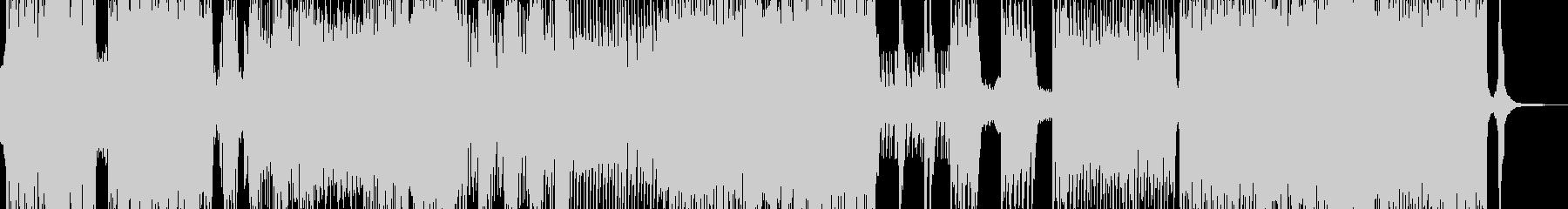 戦闘・燃え盛るシンフォニックメタル 短尺の未再生の波形