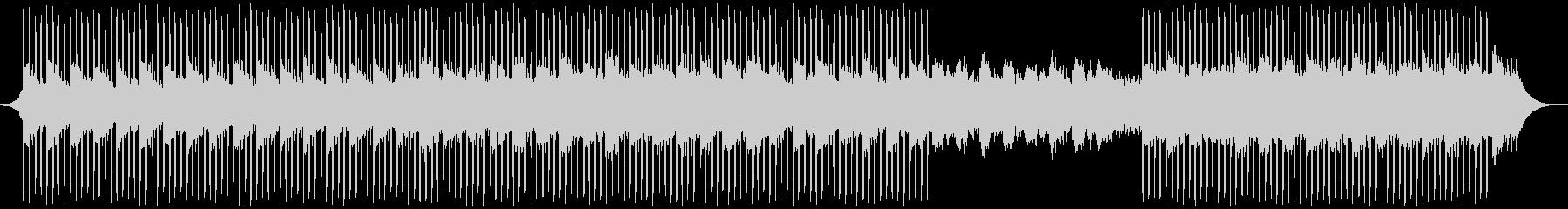 説明者の未再生の波形