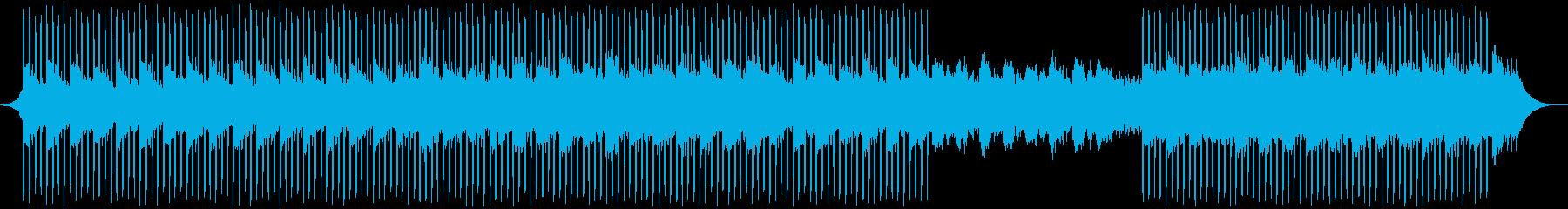 説明者の再生済みの波形