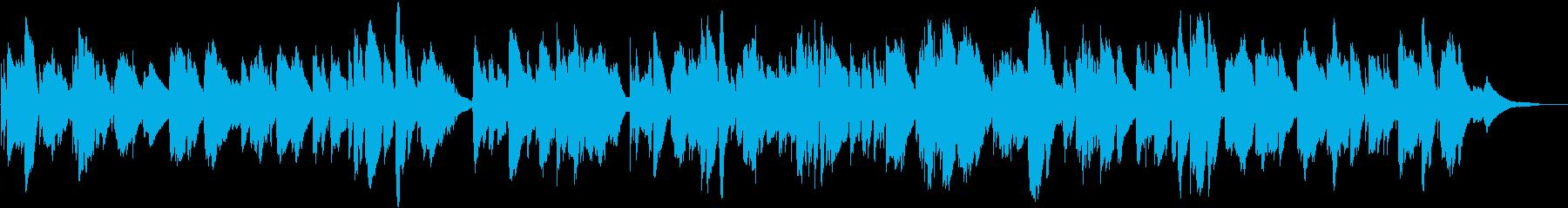 星空・アコースティックなケルト※Vln無の再生済みの波形