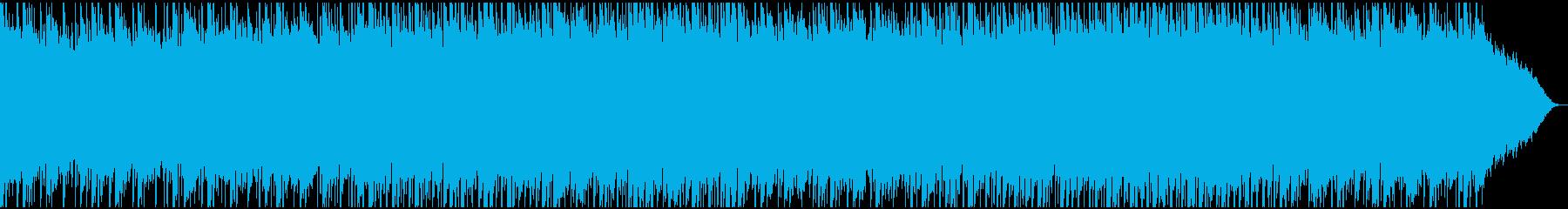 企業VP27,コーポレート,高揚の再生済みの波形