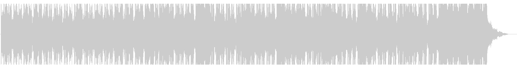 レトロ/シンセウェーヴ_No385_3の未再生の波形