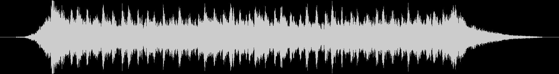 企業VPや映像に、華やか、オーケストラ3の未再生の波形