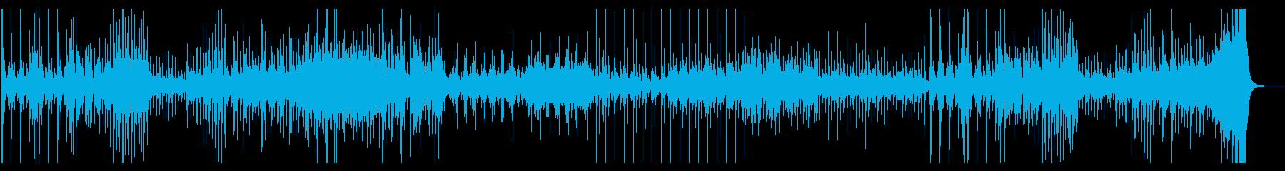 オーケストラ楽器。冒険的な「ファン...の再生済みの波形
