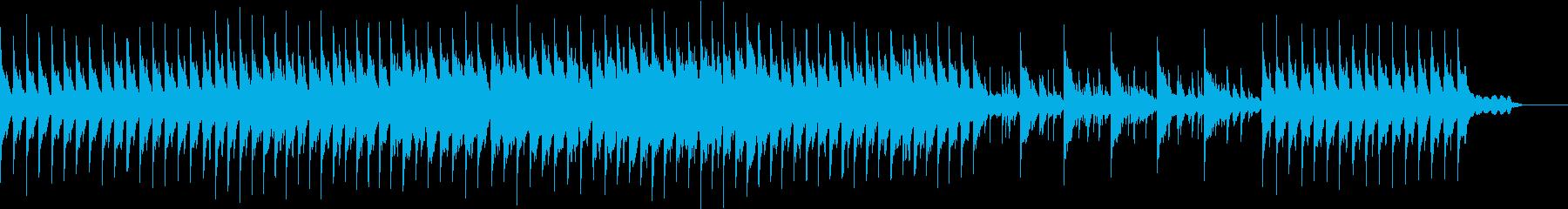 古代伝承を語るイメージのサウンドトラックの再生済みの波形