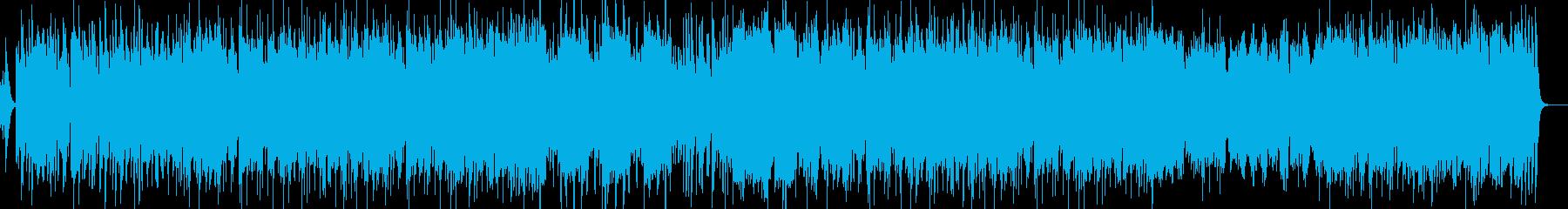 和風オーケストラ姫様京都旅曲 の再生済みの波形