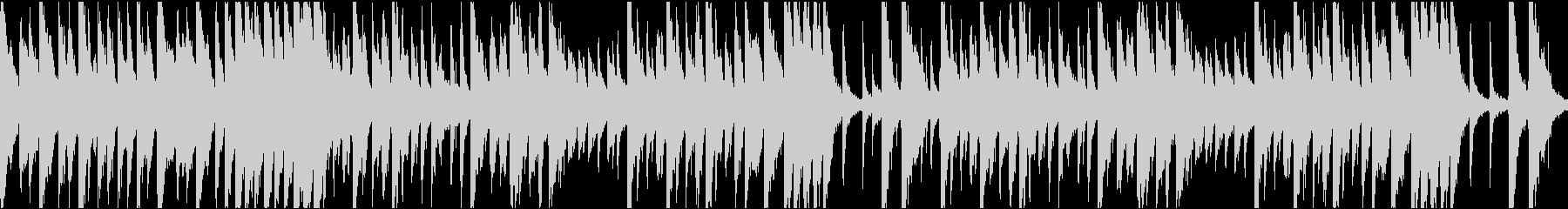 10秒でサビ、クラシックコミカル/ループの未再生の波形