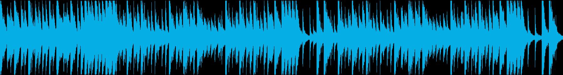 10秒でサビ、クラシックコミカル/ループの再生済みの波形