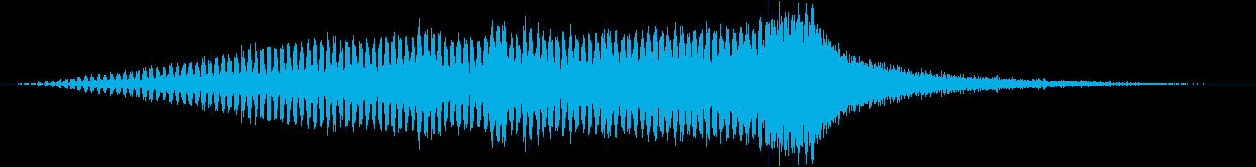 【映画シーン】 ライザー_05の再生済みの波形