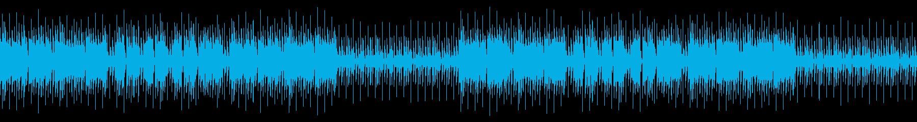 アイリッシュ・ゲーム・ほのぼの日常の再生済みの波形