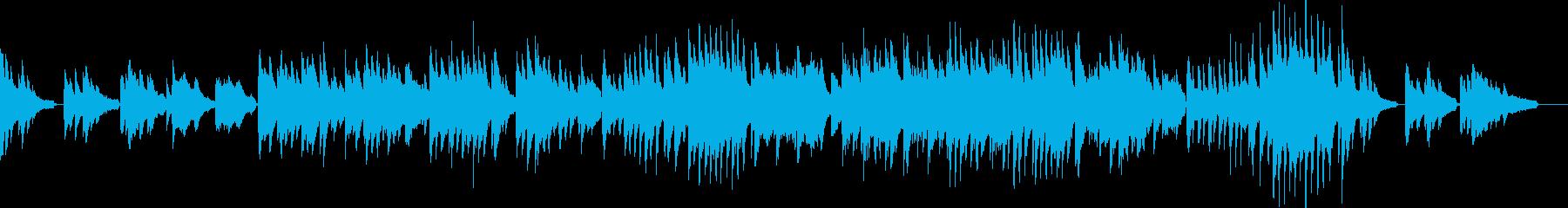 唱歌「桜井の訣別」しっとりピアノソロの再生済みの波形