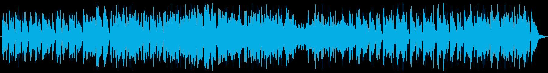ピアノソロ。メロディアスで、美しい...の再生済みの波形
