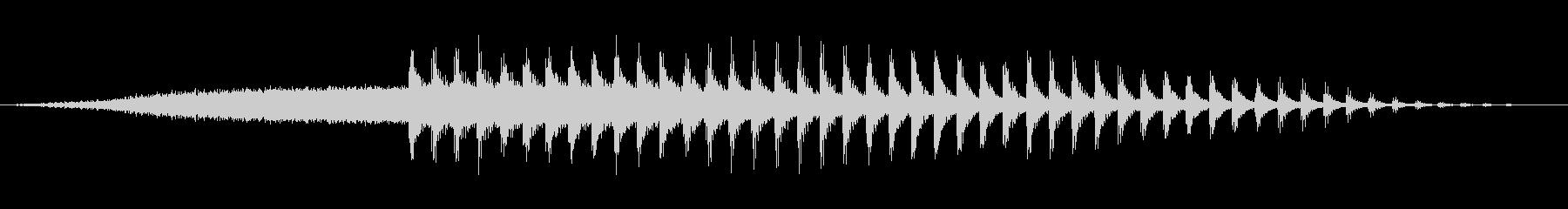 エレクトリックパルスウインドフーズ...の未再生の波形