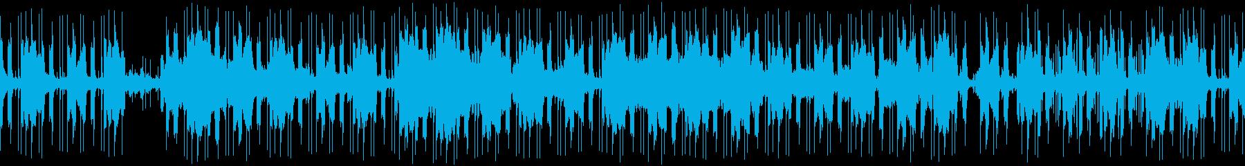 春の海 - 編曲 - ループの再生済みの波形