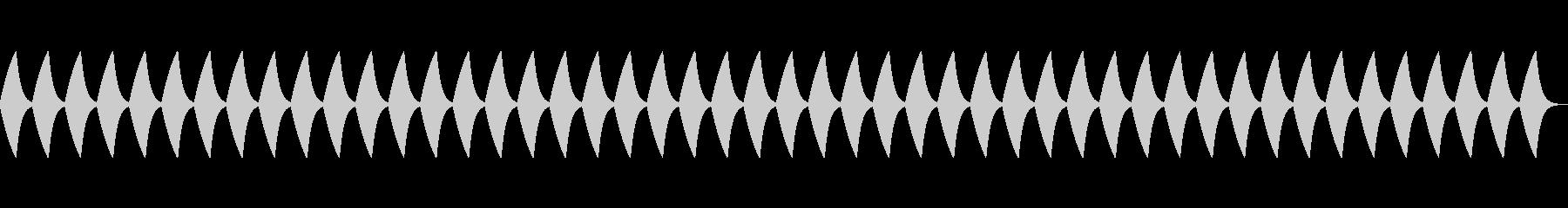 浮かんでる1の未再生の波形