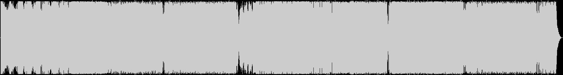 メタル ハウス ダンス プログレッ...の未再生の波形