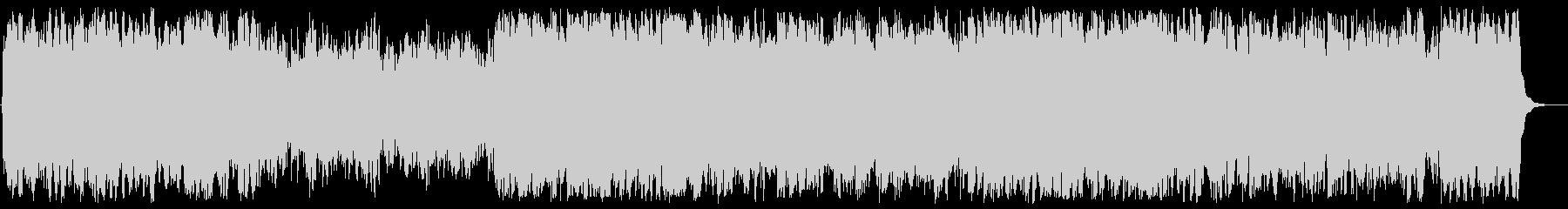 Fantastic and sacred spiritual sound's unreproduced waveform