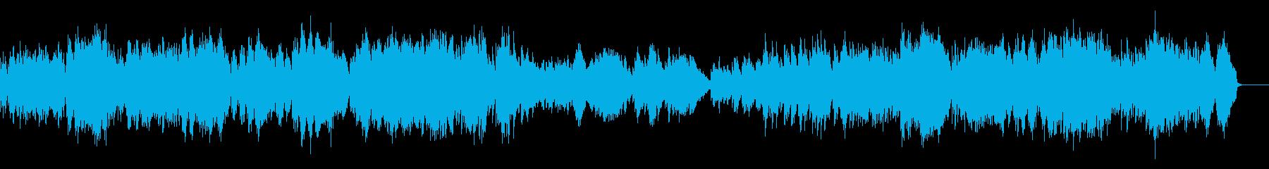 ワルツ第8番 Op.64-3/ショパンの再生済みの波形