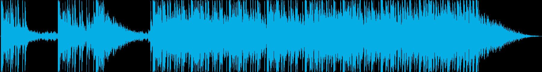 アコーステック アクション エスニ...の再生済みの波形