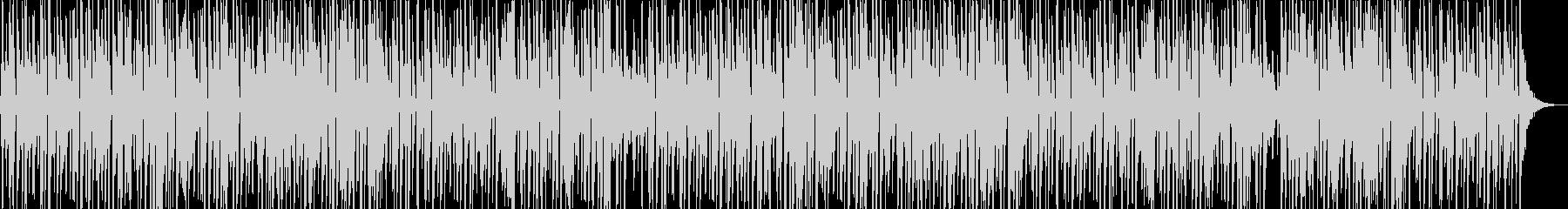 オシャレでアダルティなJazz BGMの未再生の波形