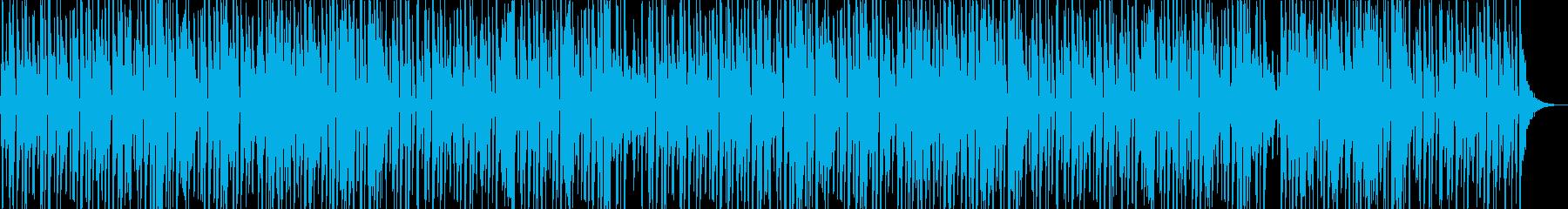 オシャレでアダルティなJazz BGMの再生済みの波形