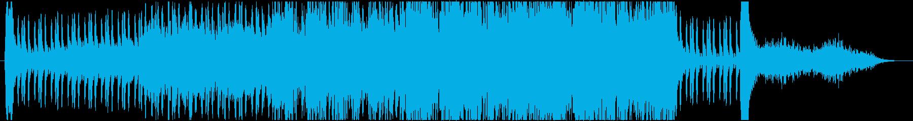 モダン テクノ ハードコア 実験的...の再生済みの波形