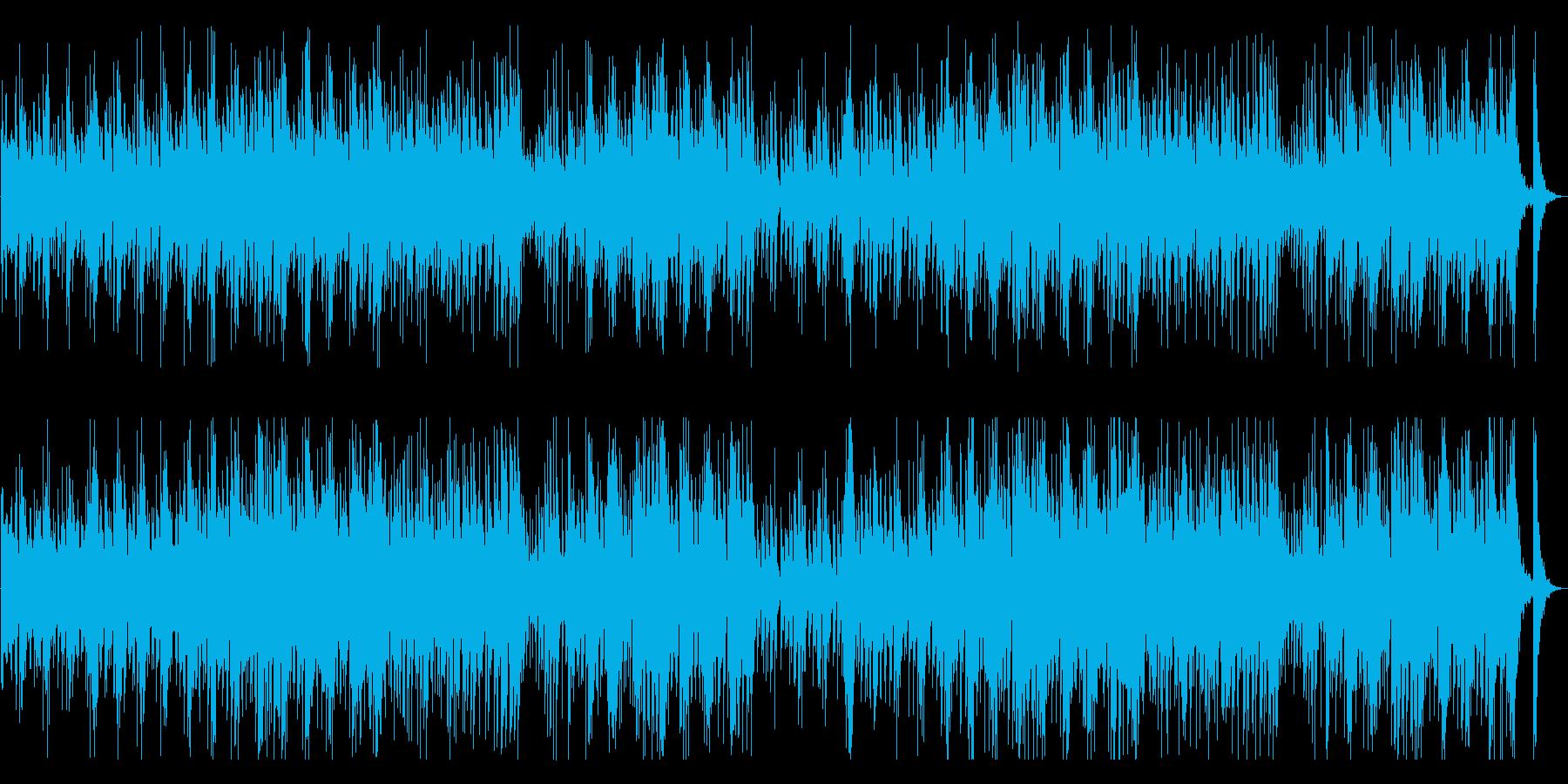 迫力ある王道の和太鼓アンサンブルの再生済みの波形