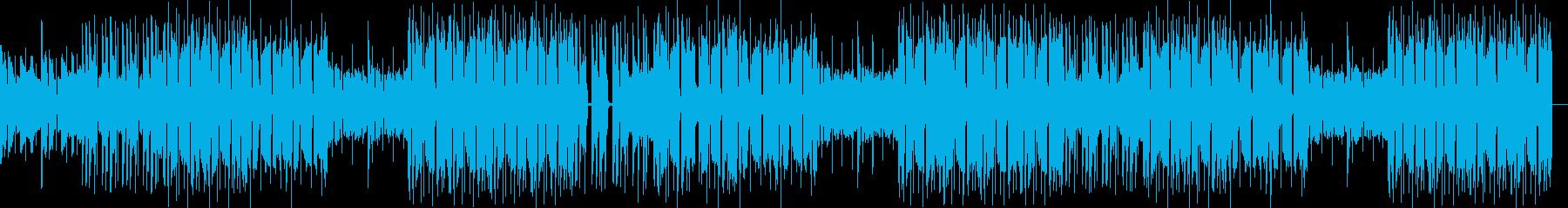 カッコイイ・ヒップホップ・トラップソウルの再生済みの波形
