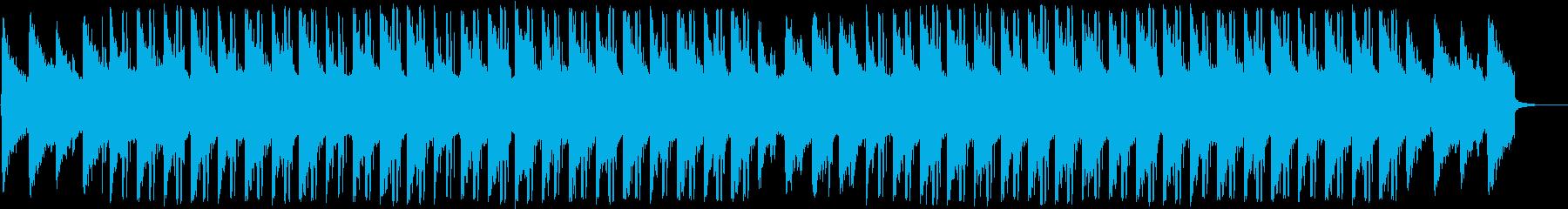 浮遊感、おしゃれ、チルアウトの再生済みの波形