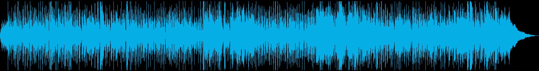 生演奏・エレピとストリングスのボサノバの再生済みの波形