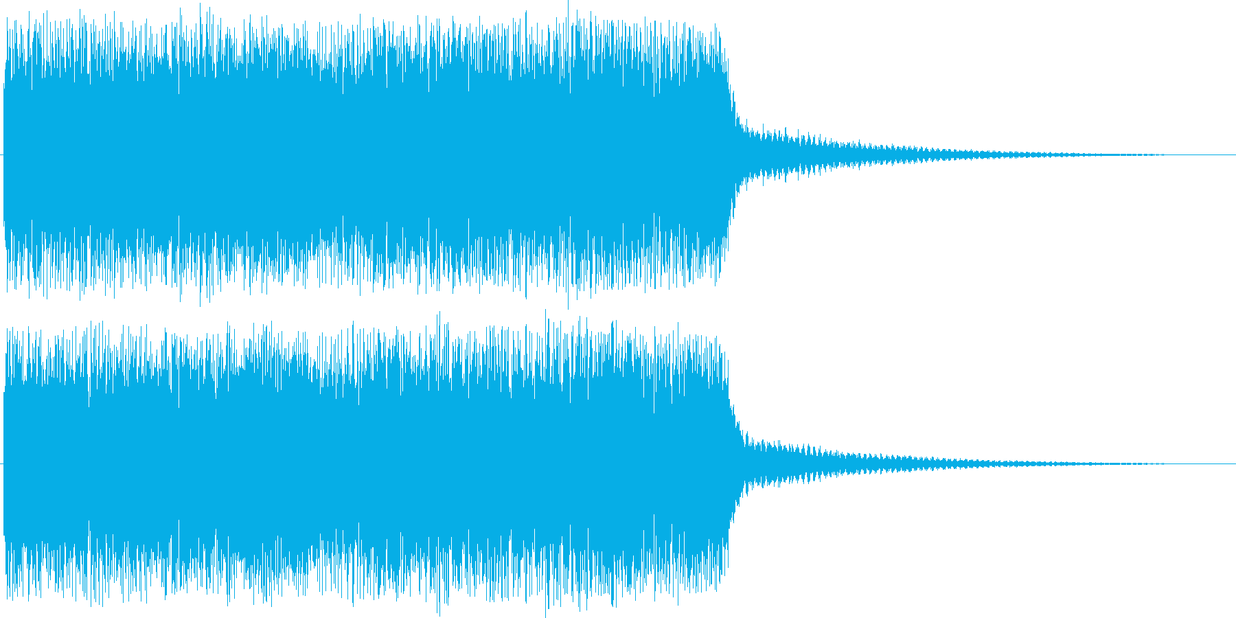 バトル開始/終了 短めジングル4の再生済みの波形