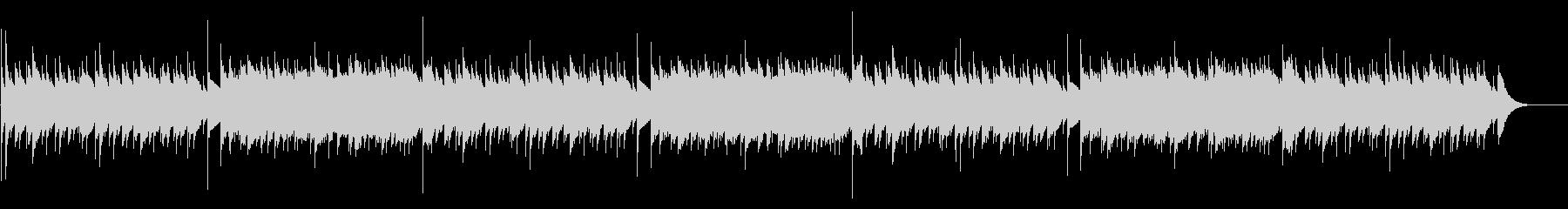 グリーンスリーブス / オルゴールの未再生の波形