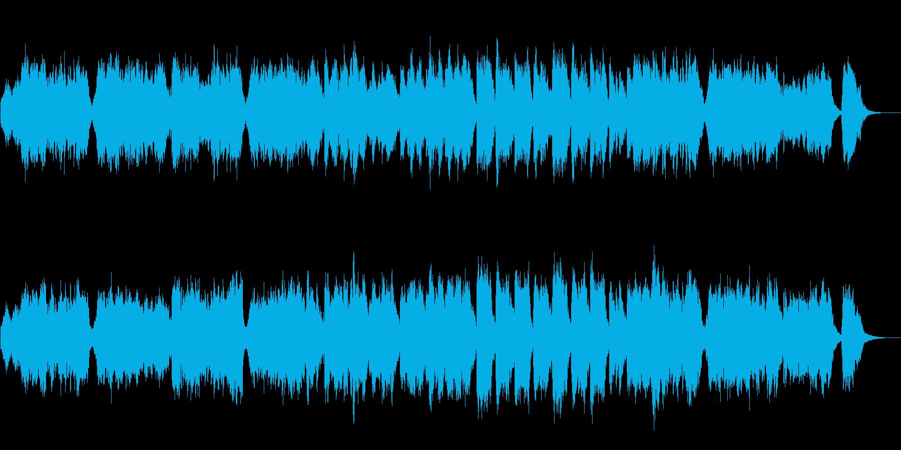 フォーレのシチリアーナをフルートに編曲の再生済みの波形