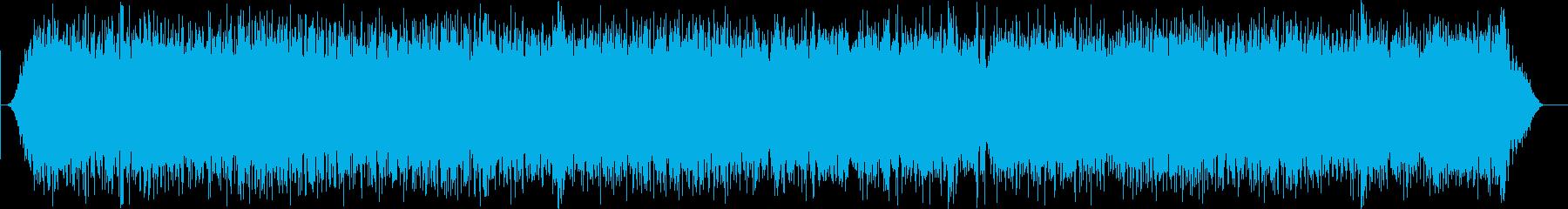 サンフェルミン拍手とライブの再生済みの波形