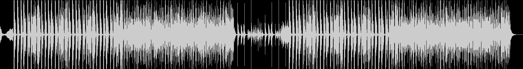 Jazz Musicの未再生の波形
