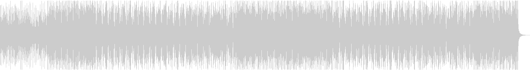 News27 16bit48kHzVerの未再生の波形