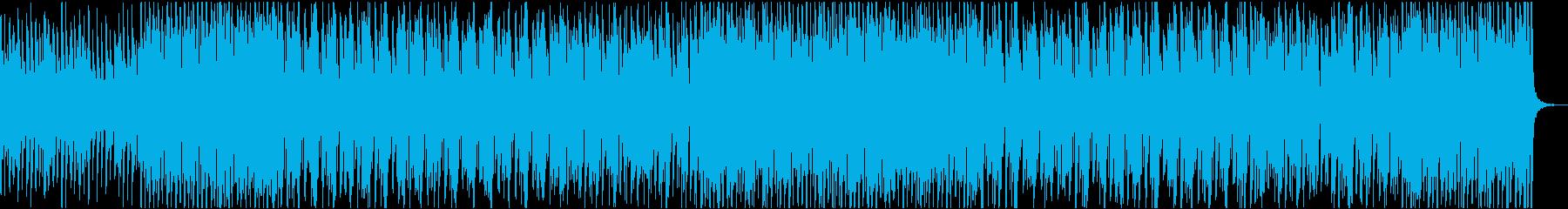 News27 16bit48kHzVerの再生済みの波形
