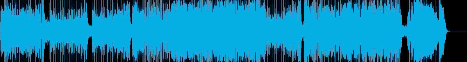 ❶Gt生演奏♫最高ロカビリー・スウィングの再生済みの波形