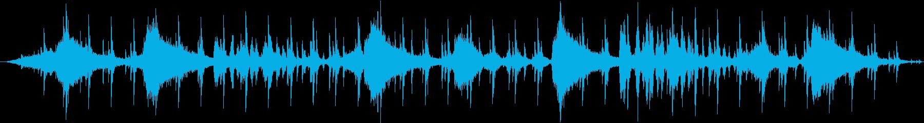 スチームリフター:ヘビースチーム式...の再生済みの波形