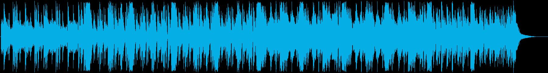 中東 アラビア風 砂漠 オアシス EDMの再生済みの波形