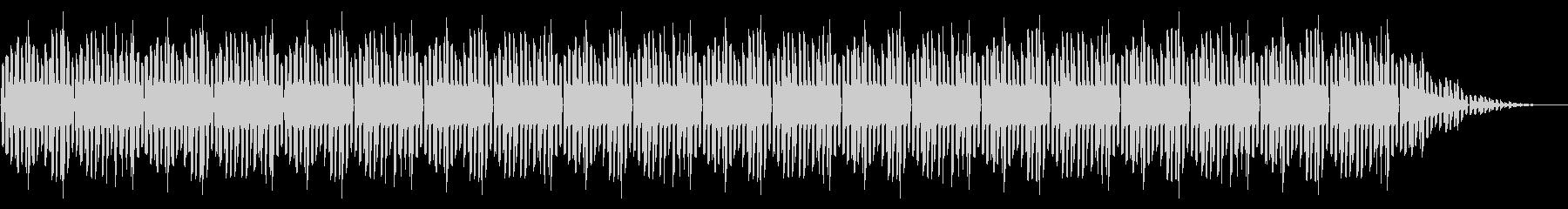 GB風レースゲームのリザルト曲の未再生の波形