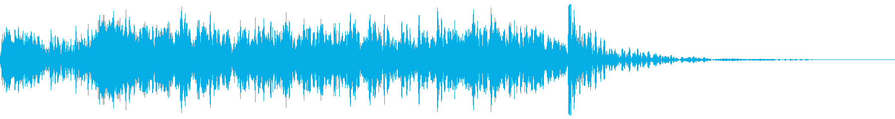 これぞ和風2(尺八、和太鼓)の再生済みの波形
