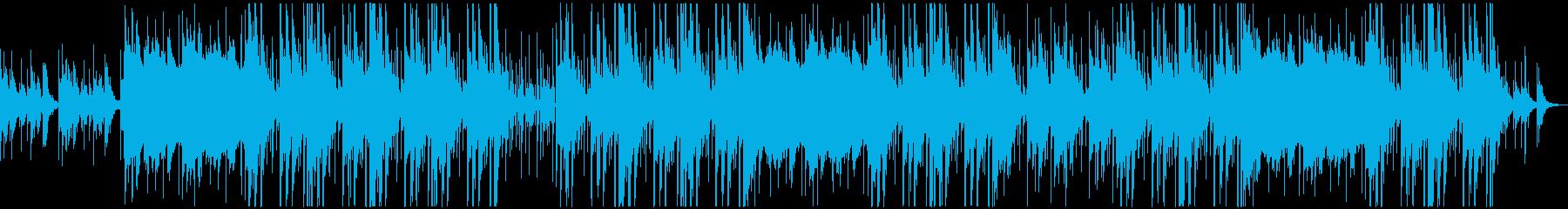 切ない 暗い ハードトラップの再生済みの波形