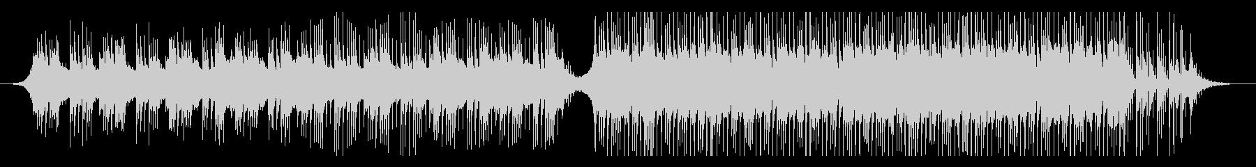 これはラマダンですの未再生の波形