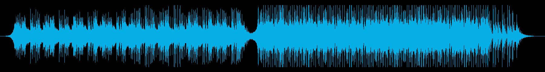 これはラマダンですの再生済みの波形